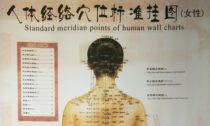 Meridiaanimassaaž ja tervendav puudutus