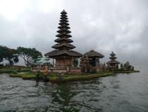Bali ja templid. Pura Ulun Danu Beratan.