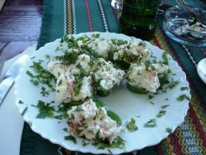 Bulgaaria maitsev toit