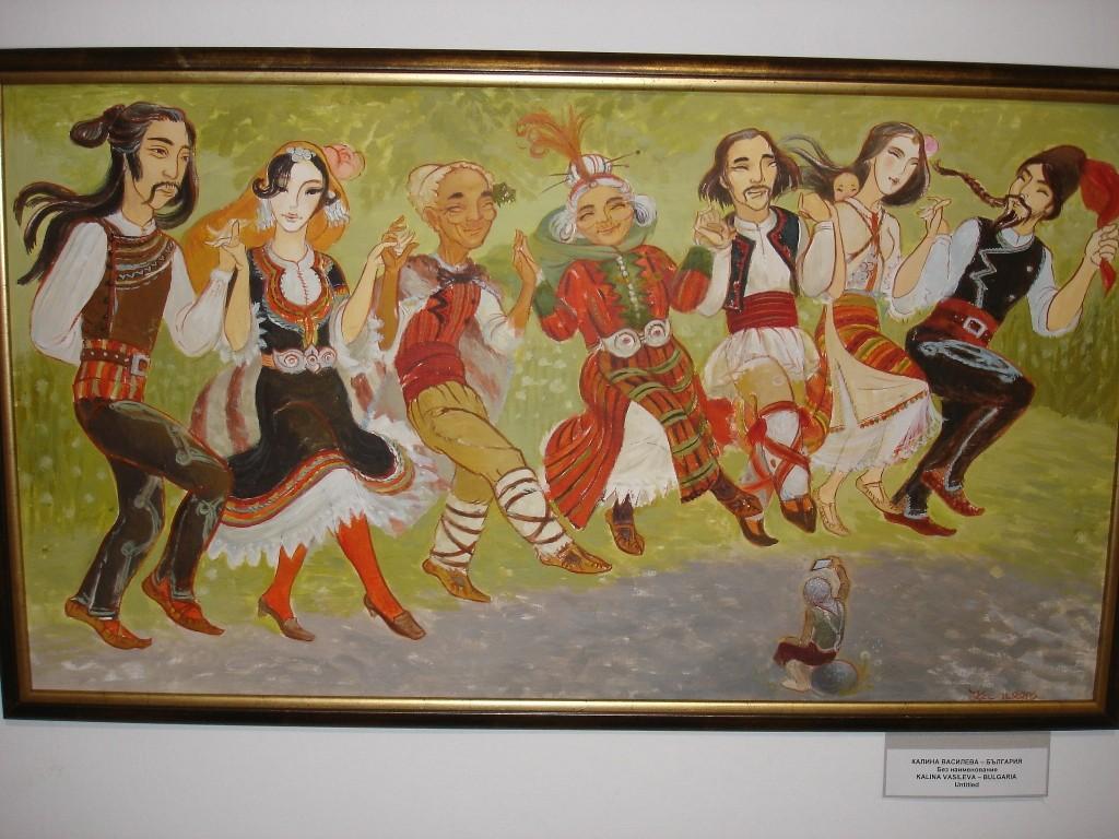Bulgaaria tantsijad
