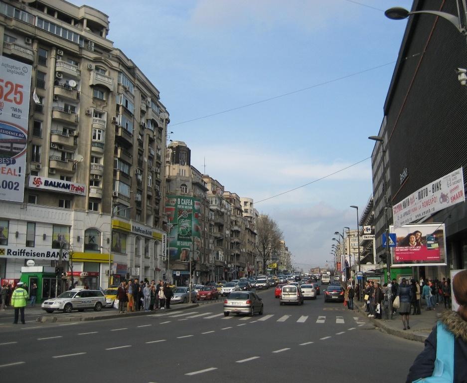 Rumeenia Bukarest
