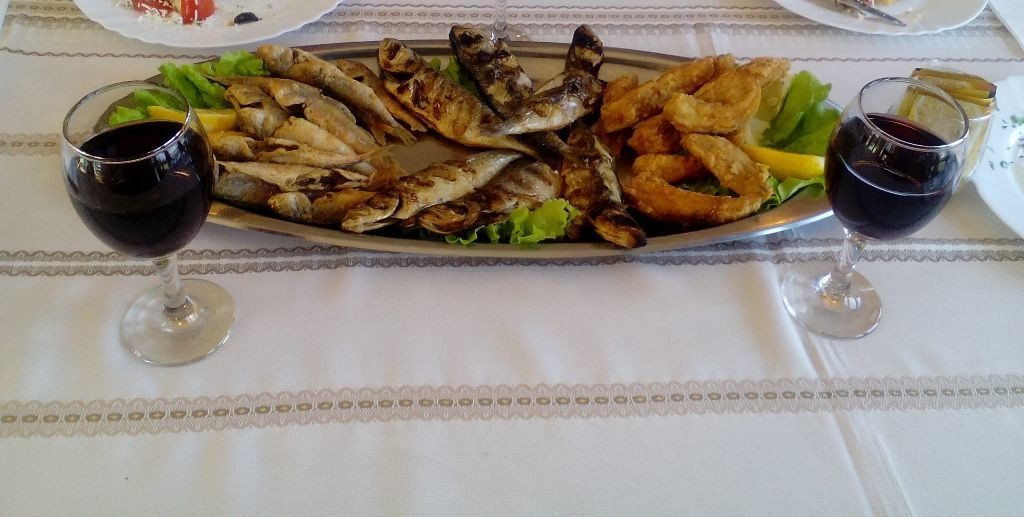 krõbedad kalad