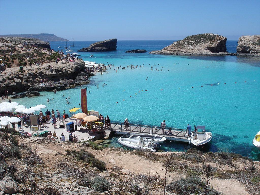 Malta Sinine laguun