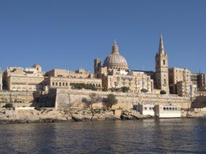 Valletta vaade