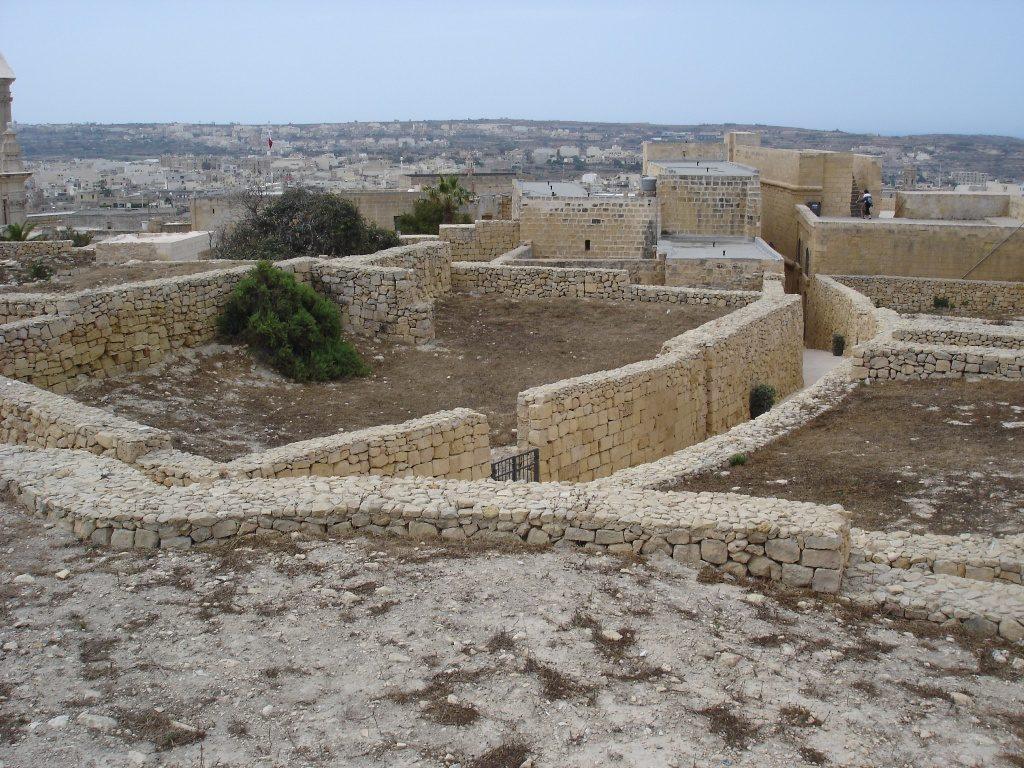 Victoria Citadel müürid