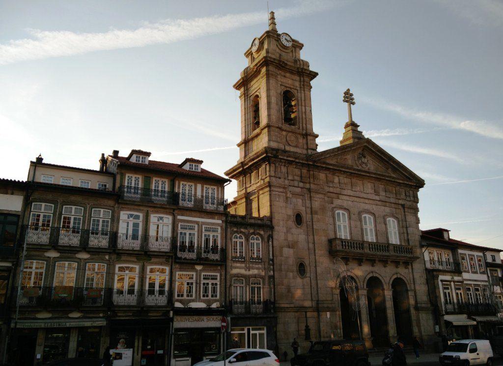 Guimaraes on iidne linn