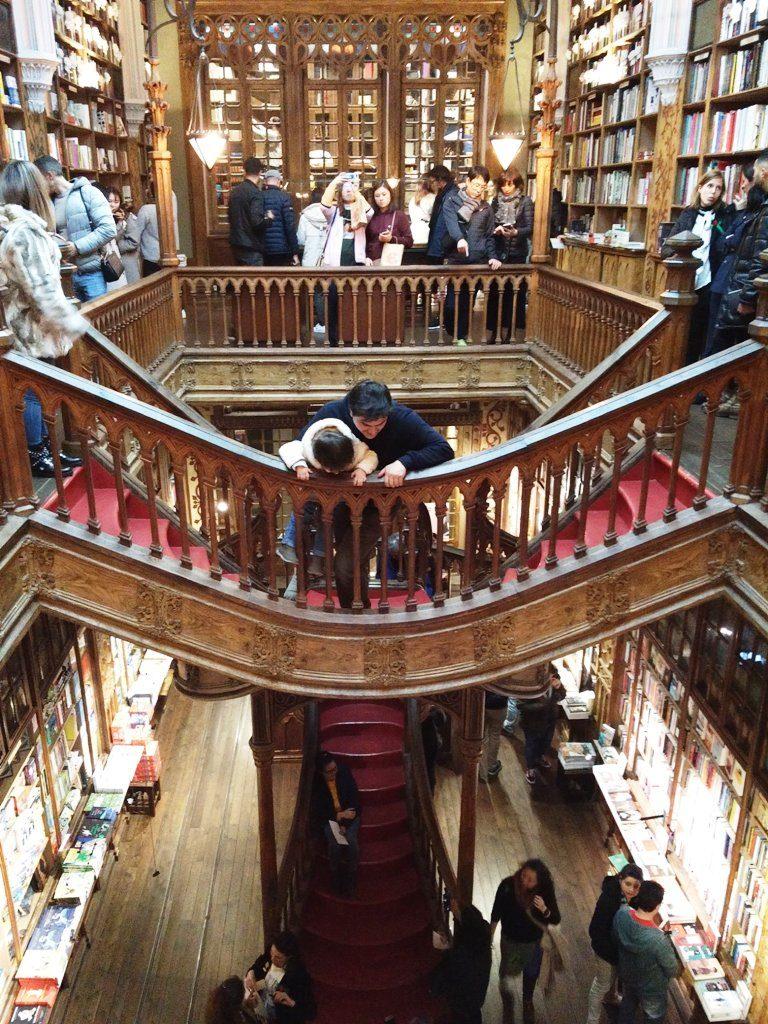 Lello raamatukaupluses