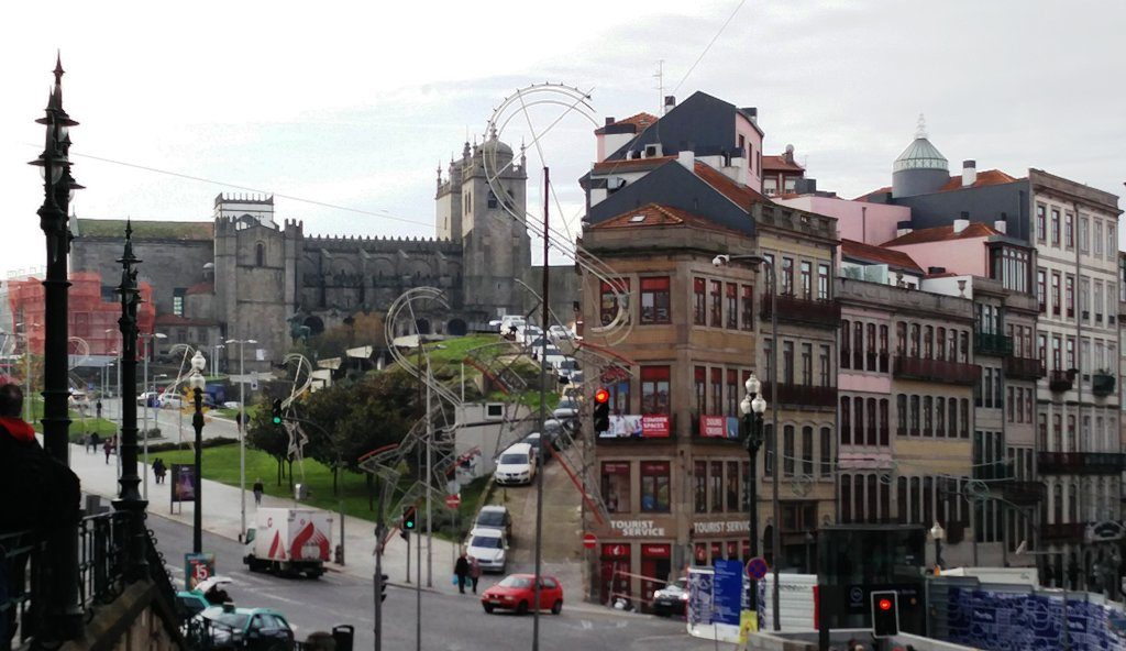 Portugali vanalinn
