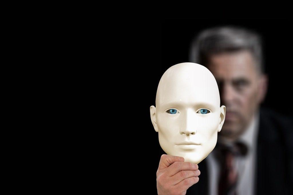 businessmen mask. foto: Pixabay