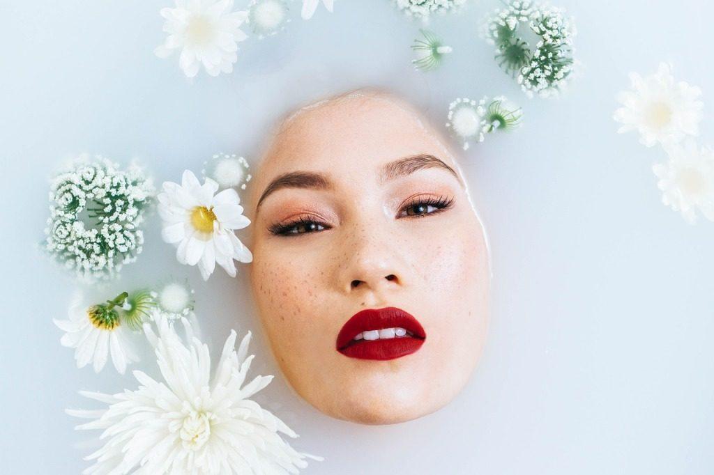 naise nägu. foto. Pixabay