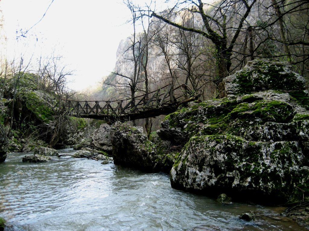 sild üle jõe Bulgaarias