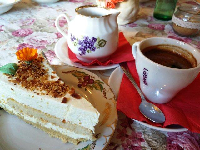 Otepää kohvik Elsa kook ja kohv