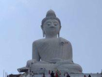 Phuket ja Big Buddha