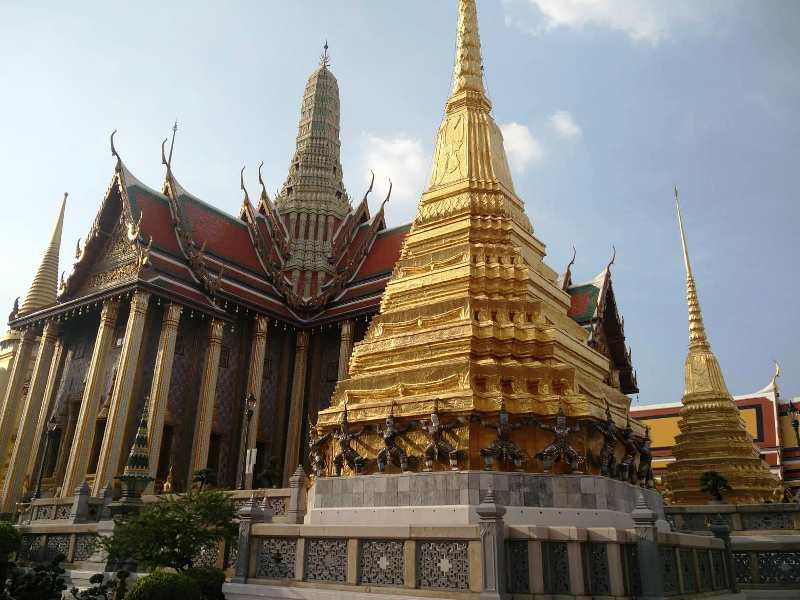 Grand Palace buildings