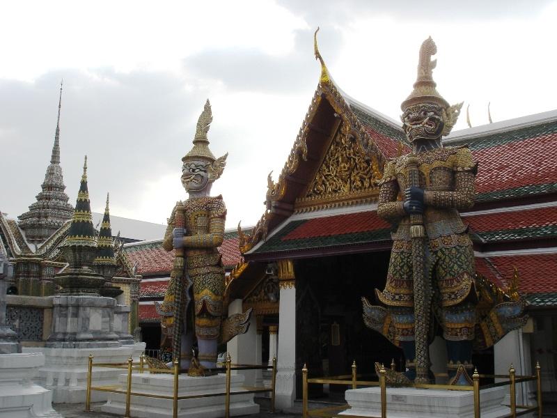 Grand Palace guardians