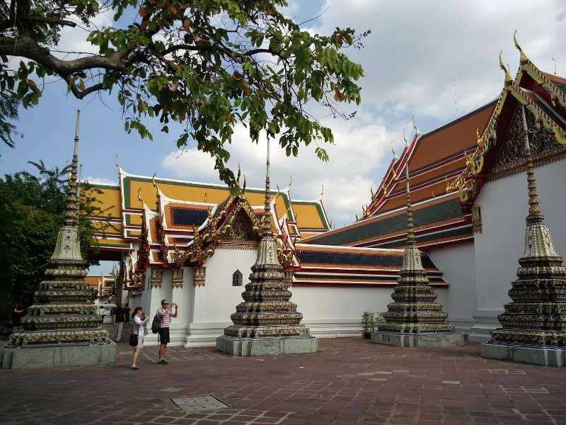 Wat Pho templikompleks