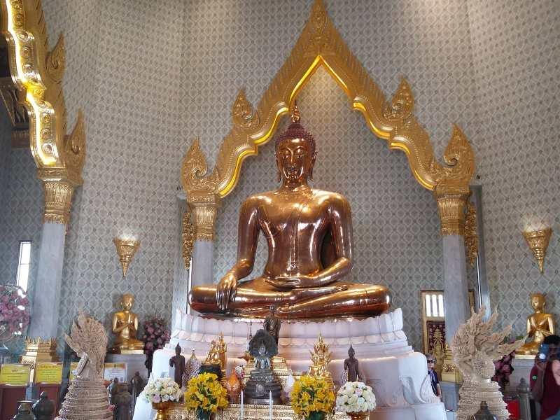 Wat Traimit Golden Buddha