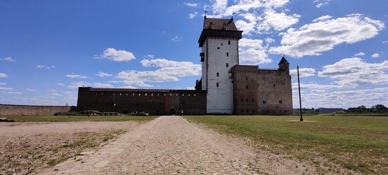 Ida-Virumaa Narva linnus