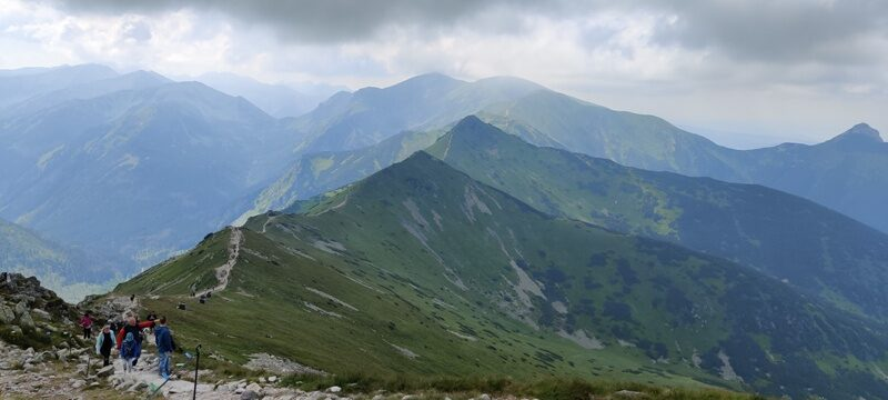 Kasprowy Wierch Kõrg-Tatra