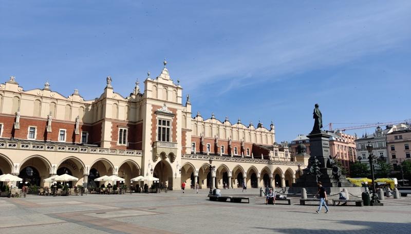 Krakow Rynek Glowny Cloth Hall