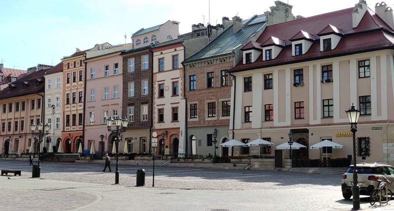 Krakow Satre Miasto