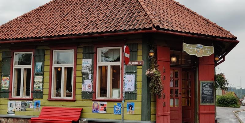 Roheline Maja pood ja kohvik