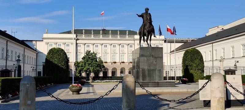 Varssavi Presidendipalee