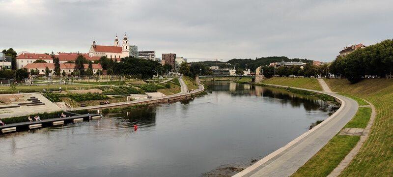 Vilnius vaade jõele