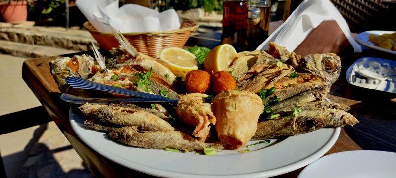 Küprose kohalik meze