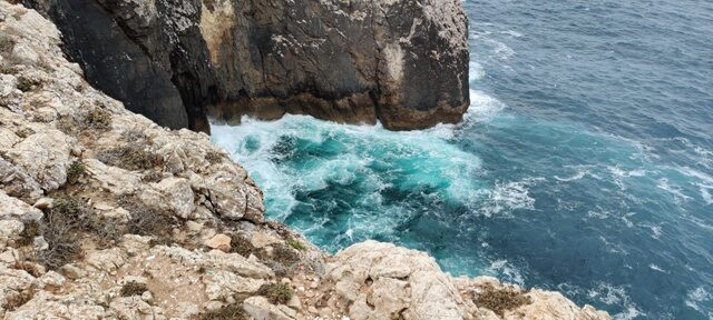 Cabo de Sao Vicente Atlandi ookean