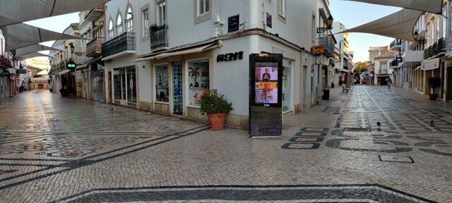 Faro vanalinn